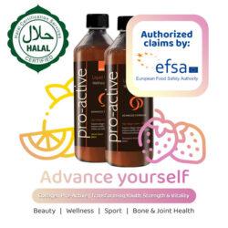 Pro-Active Collagen ADVANCED Liquid Collagen